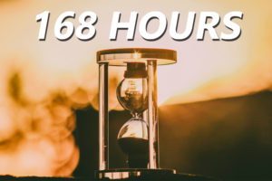 168 Hours | 5 Things You Can Do Right Now to Change (Pt 1)