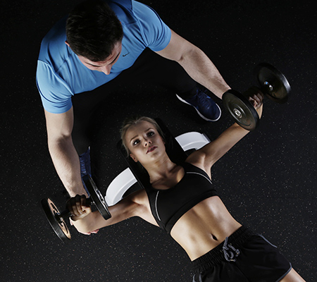 Personal Training at Renegade Fitness Miami