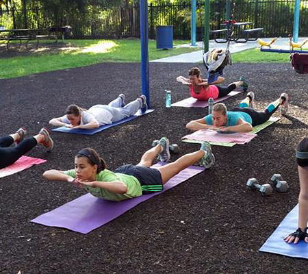Renegade Fitness Miami Small Group Training
